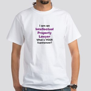 intellectual property lawyer White T-Shirt