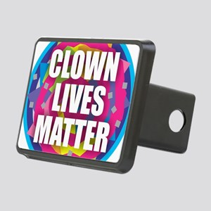 Clown Lives Rectangular Hitch Cover