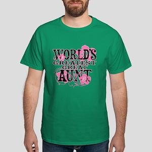 Great Aunt Dark T-Shirt