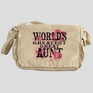 Great Aunt Messenger Bag