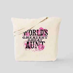 Great Aunt Tote Bag