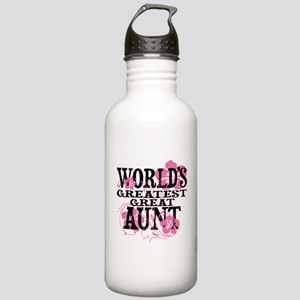 Great Aunt Stainless Water Bottle 1.0L