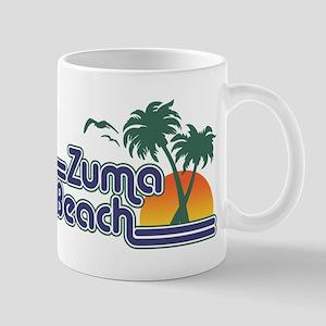 Zuma Beach CA Mug