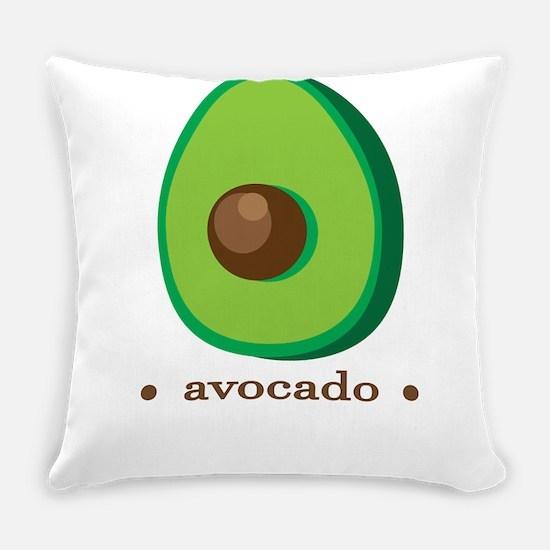 Avocado Everyday Pillow