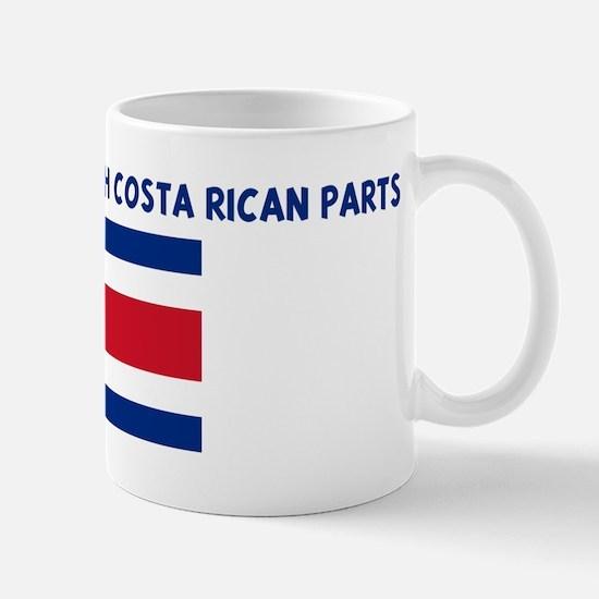 MADE IN AMERICA WITH COSTA RI Mug