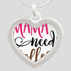 MAMA NEEDS COFFEE Necklaces
