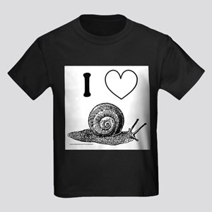 I HEART SNAILS T-Shirt