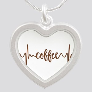 COFFEE HEARTBEAT Necklaces