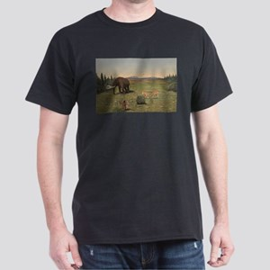 Life on Earth, man's here. T-Shirt