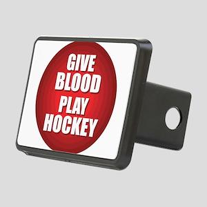 Hockey Rectangular Hitch Cover