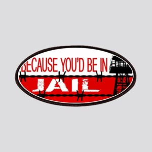 """Donald Trump: """"Because You'd Be In Jail"""" Deb Patch"""