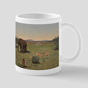 Life on Earth, man's here. Mugs