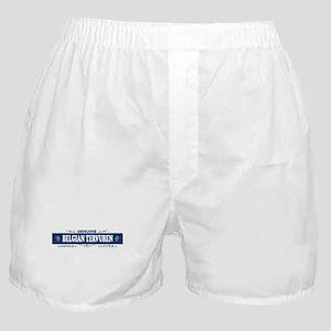 BELGIAN TERVUREN Boxer Shorts