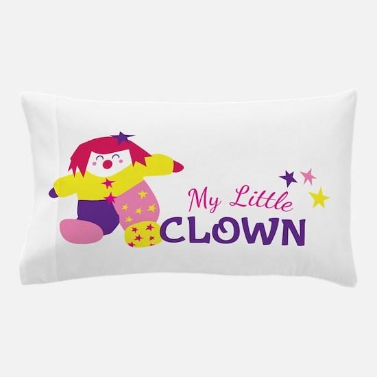My Little Clown Pillow Case