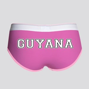 Guyana Women's Boy Brief