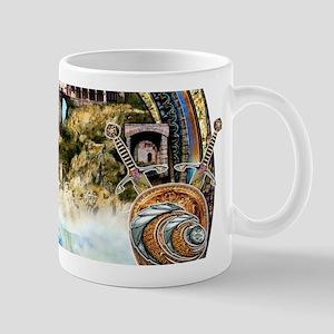 spanish cove Mugs