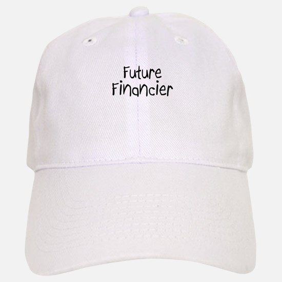 Future Financier Baseball Baseball Cap
