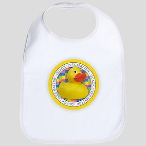 Quack Lives Matter Bib