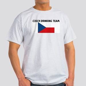 CZECH DRINKING TEAM Light T-Shirt