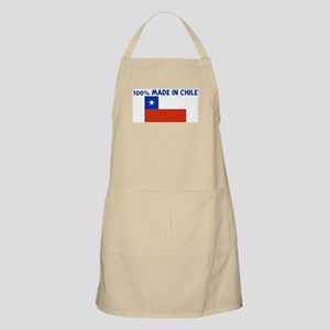 100 PERCENT MADE IN CHILE BBQ Apron