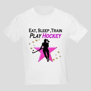 HOCKEY GIRL Kids Light T-Shirt