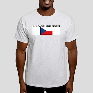 100 PERCENT MADE IN CZECH REP Light T-Shirt