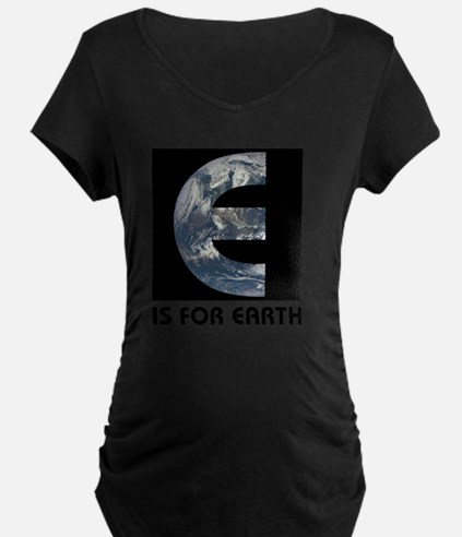Unique Earth from space T-Shirt