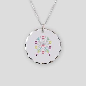 Ferris Wheel Necklace