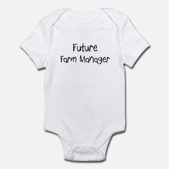 Future Farm Manager Infant Bodysuit