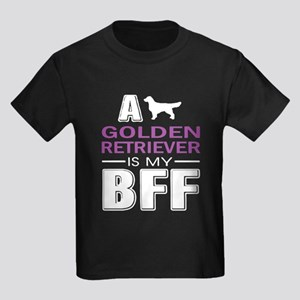 Golden Retriever Is My BFF Shirt T-Shirt