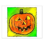 Halloween Pumpkin Posters