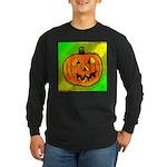 Halloween Pumpkin Long Sleeve T-Shirt
