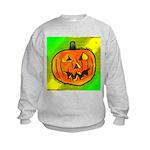 Halloween Pumpkin Sweatshirt