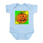 Halloween Pumpkin Body Suit