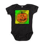 Halloween Pumpkin Baby Bodysuit