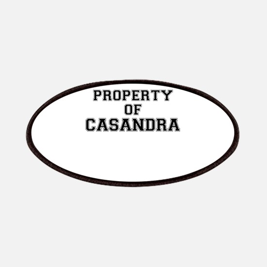 Property of CASANDRA Patch