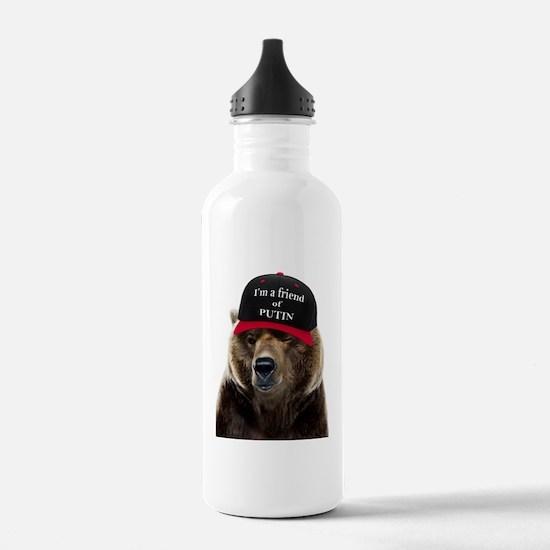 I'm a Friend of Putin Water Bottle