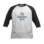 Cabana Girl Baseball Jersey