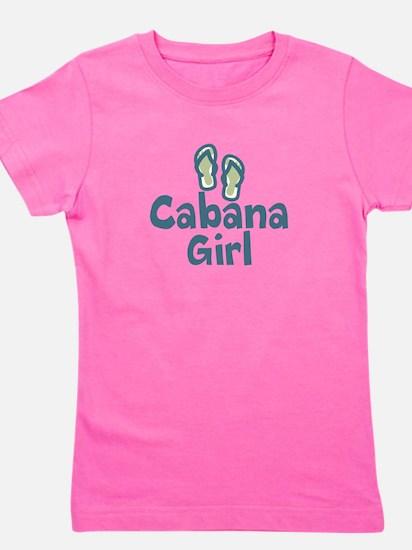 Cabana Girl Girl's Tee