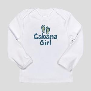 Cabana Girl Long Sleeve T-Shirt