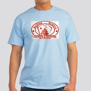 Beijing Passport Stamp Light T-Shirt