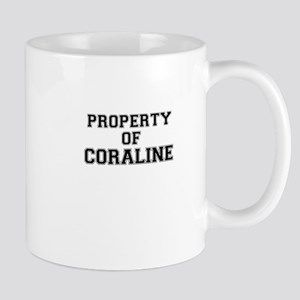 Property of CORALINE Mugs