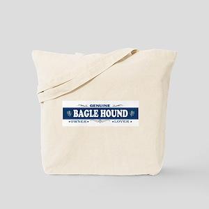 BAGLE HOUND Tote Bag