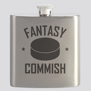 Fantasy Hockey Commish Flask