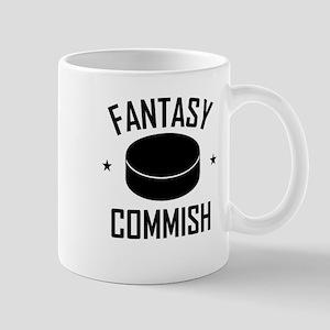 Fantasy Hockey Commish Mugs