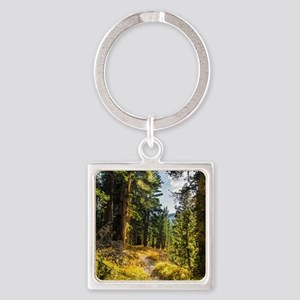 Down the Trail Keychains