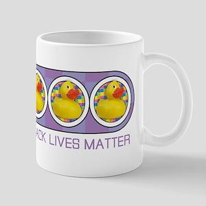 Quack Lives Matter Mugs