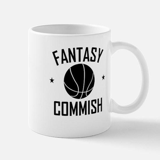Fantasy Basketball Commish Mugs