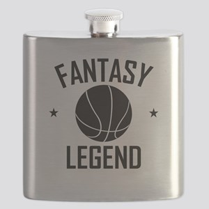 Fantasy Basketball Legend Flask
