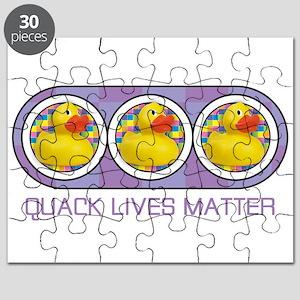 Quack Lives Matter Puzzle